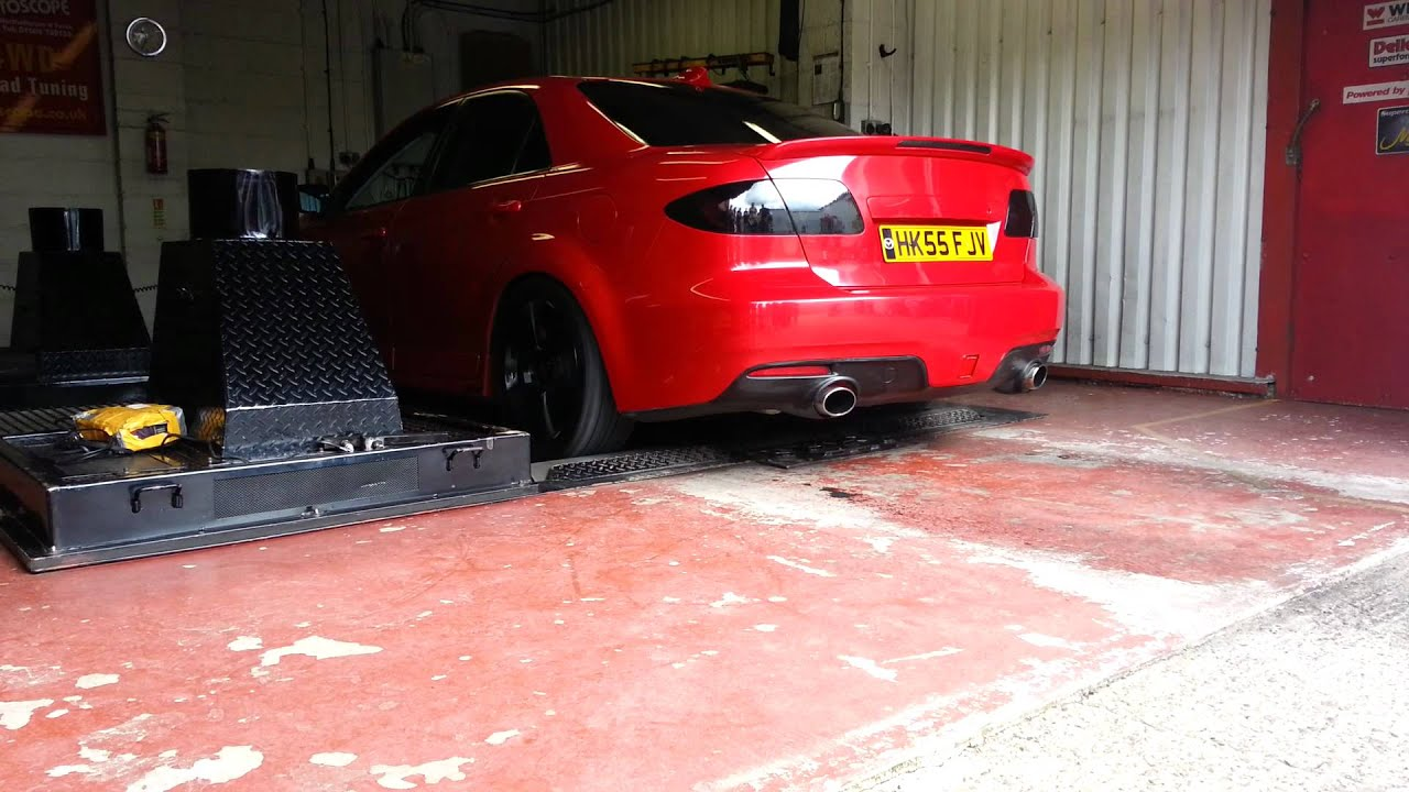 Mazda 6 mps bnr stage 2 turbo youtube for Mazdaspeed 6 exterior mods
