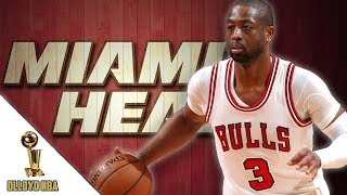 Dwyane wade to finish his career with miami heat?!! | nba news