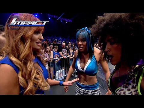 The Dollhouse Debut Takes A Turn When They Lose Via DQ (Apr. 24, 2015)
