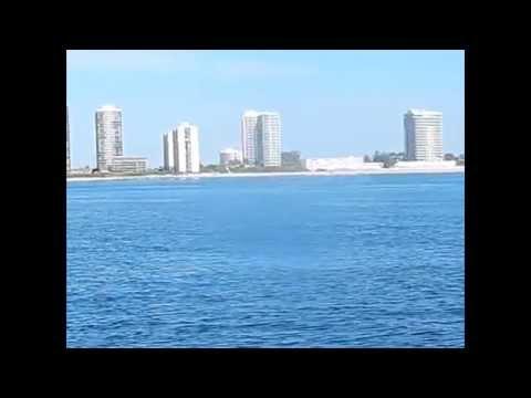 Drift Fishing On The Blue Heron