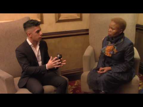 LINDIWE ZULU INTERVIEW