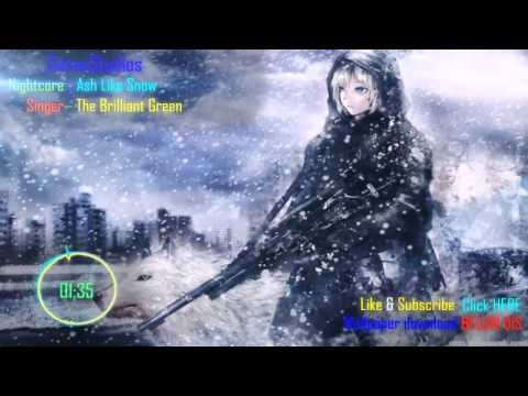Nightcore - Ash Like Snow