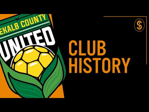 DeKalb County United | Club History