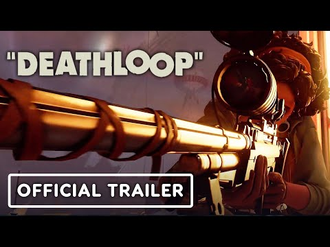 Deathloop - Official Gameplay Trailer   PS5 Showcase