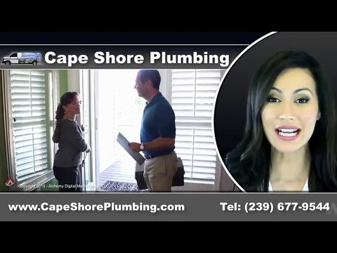 Plumber Cape Coral - 239-677-9544