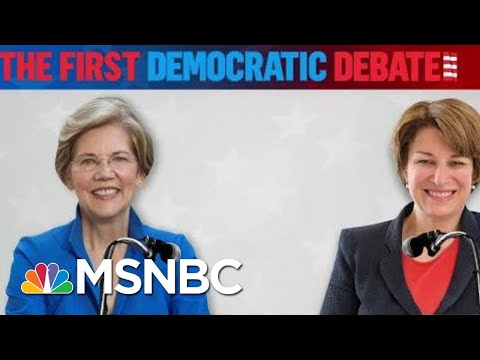 The Matchups To Watch At The Democratic Presidential Debate | Hardball | MSNBC
