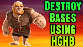 TH9 HGHB (Healer + Giant + Hog Rider + Bowler) War Attack Strategy | Part 9 | Clash of Clans