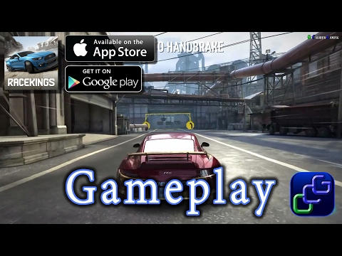 Race Kings By Hutch Games IOS Gameplay
