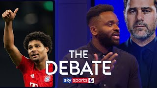 What is going wrong at Spurs after 7-2 defeat to Bayern Munich?   The Debate   Bent & Goater