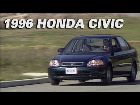 1996 Honda Civic - Throwback Thursday