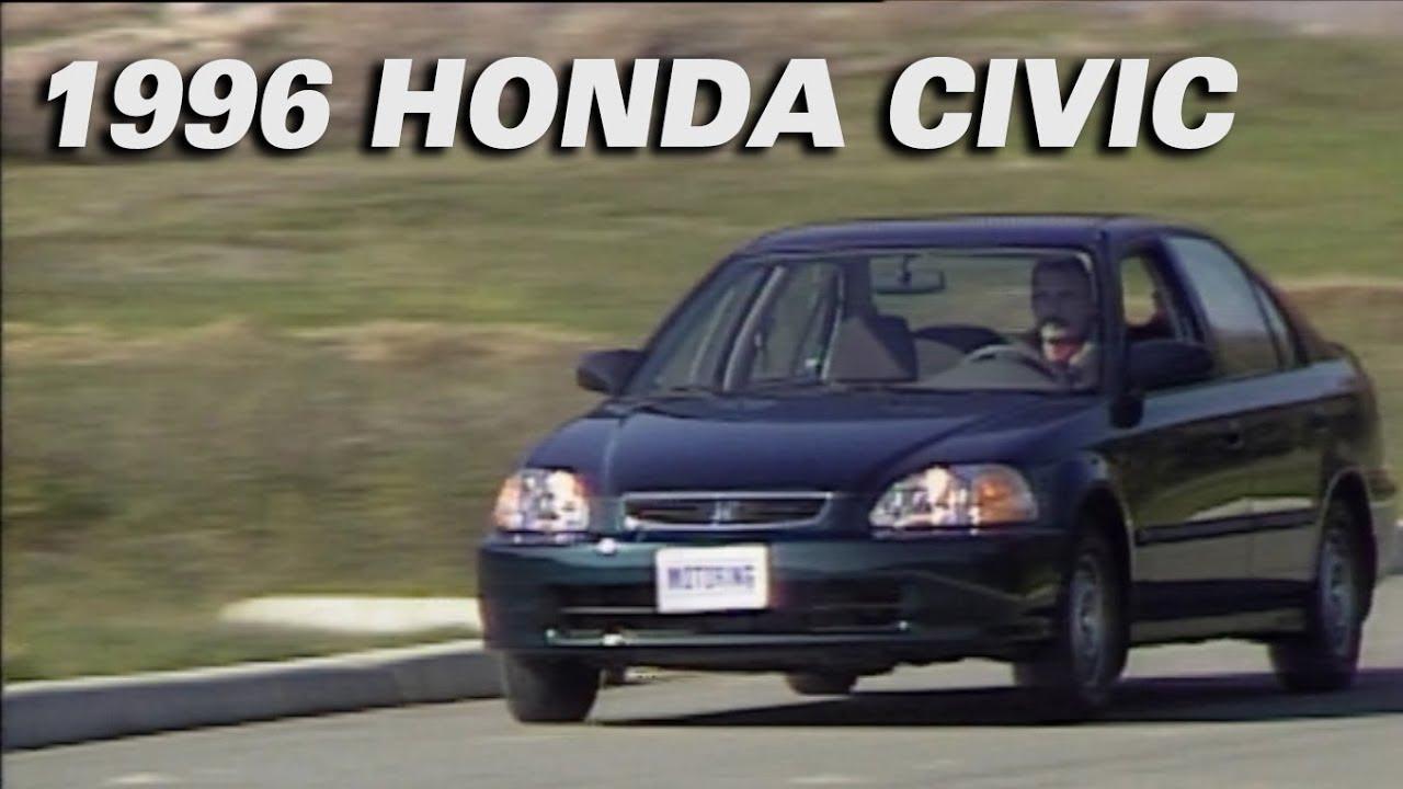 Kekurangan Civic 1996 Perbandingan Harga