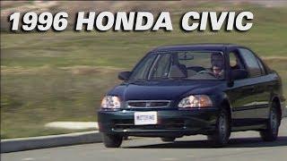 1996 Honda Civic  Throwback Thursday