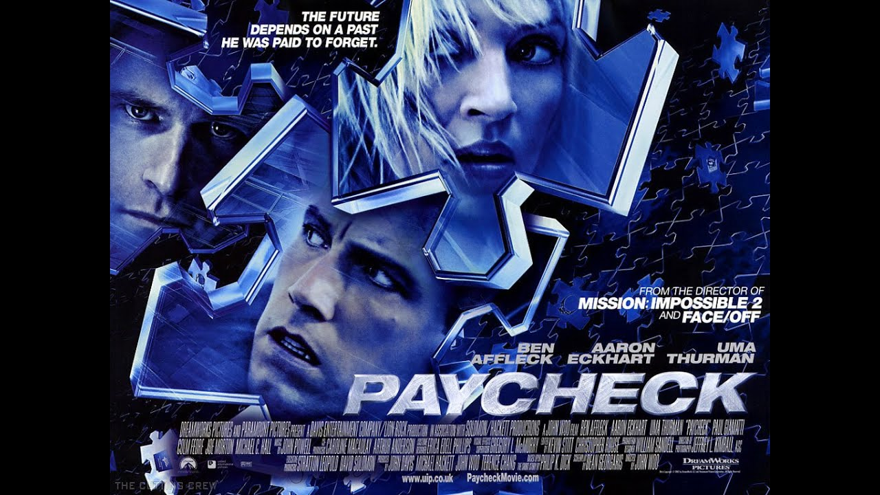Paycheck (2003) Movie Review