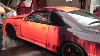 NEW Heat Sensitive Color Changing Kandy Automotive Paint - World