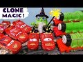 Clone Magic by Wizard Funling on Thomas and Friends Trains Cars McQueen