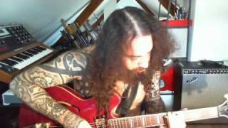 Rafi Kirder plays Slide Guitar
