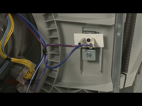 High Limit Thermostat - Whirlpool Dishwasher Repair