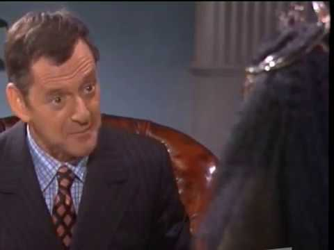 Bank manager Tony Randall vs Hippie Chick Cher