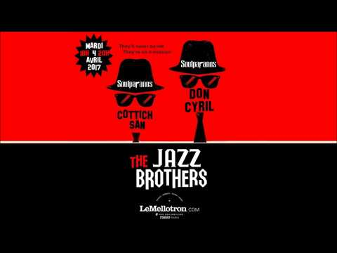 Culture Of Jazz - The Jazz Brothers by Cottich San 3/4