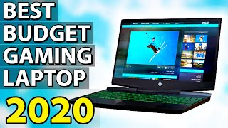 ✅ TOP 5: Best Budget Gaming Laptop 2020