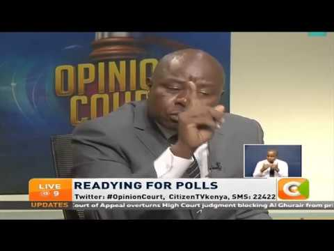 Opinion Court: Readying for polls