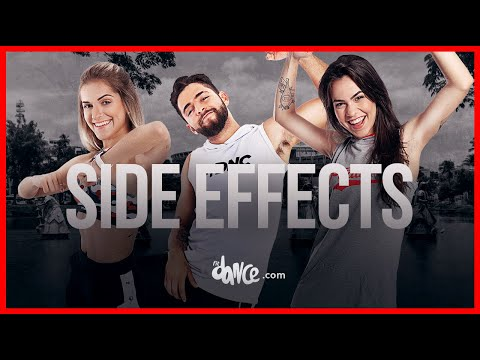 Side Effects - The Chainsmokers | FitDance SWAG (Choreography) Dance Video