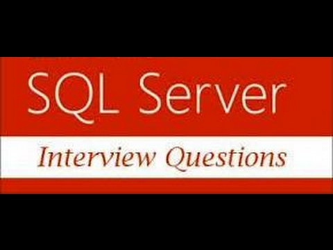 SQL server interview question -Basic types of joins in sql server