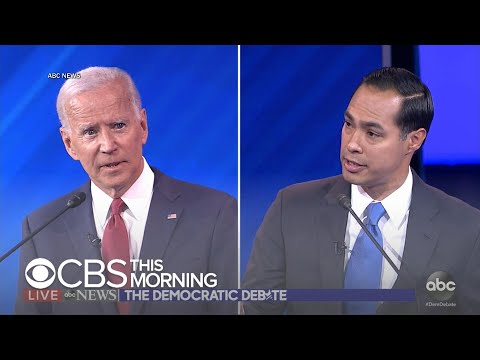 Why Julian Castro may have made a mistake in targeting Joe Biden