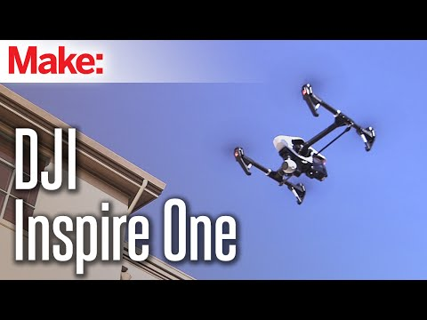 DJI Inspire One: A Professional Grade Flying Camera