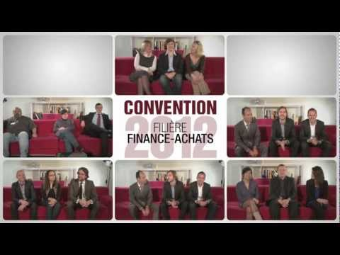 Convention Finance-Achats Groupe TF1