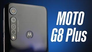 Moto G8 Plus - лучший смартфон среднего класса?