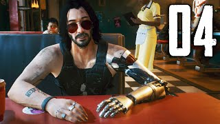 Cyberpunk 2077 - Part 4 - Meeting Keanu