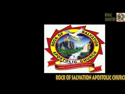 Rosac Rock Of Salvation Apostolic Church 21st Anniversary Invite