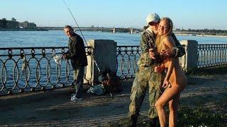 Лучшие приколы на рыбалке! Это Россия