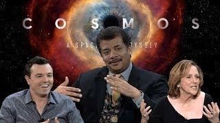 Cosmos: ASO Premiere Q&A - Neil deGrasse Tyson, Seth MacFarlane, Ann Druyan