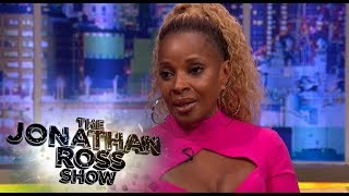 Mary J Blige On Singing At Obama's Inauguration - The Jonathan Ross Show