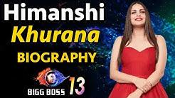 जानिए कौन है Himanshi Khurana | Biography & Life Story | BIGG BOSS Update