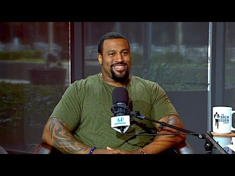 Seahawks OT Duane Brown Joins The Rich Eisen Show In-Studio | Full Interview | 3/12/18