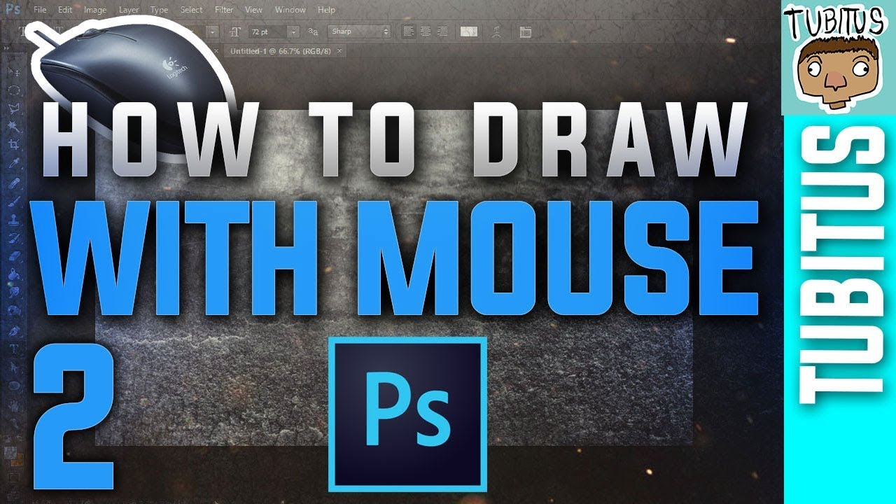 Using pen tablets in photoshop.