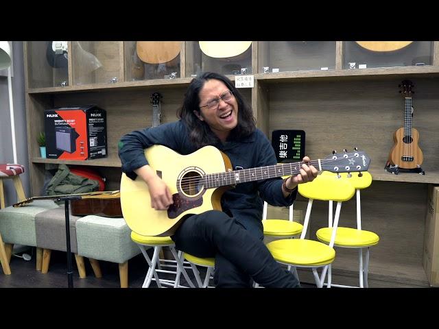 【樂吉他】嚴梵老師彈唱 - 我也忘了