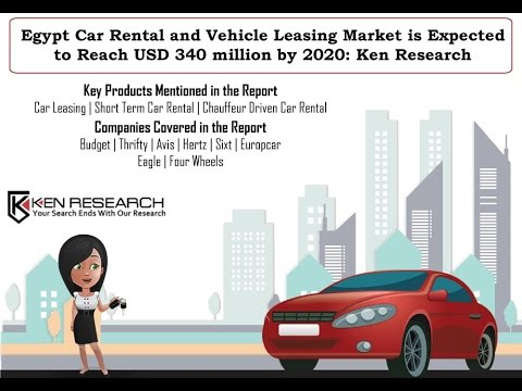 Egypt Car Rental and Leasing Market Forecast to 2020 : Ken Research