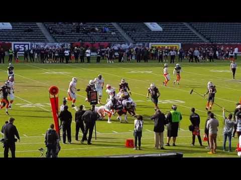 2017 NFLPA Collegiate Bowl clips
