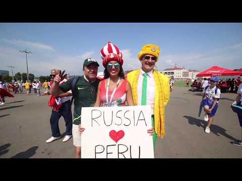 Australia vs Peru - 2018 FIFA World Cup