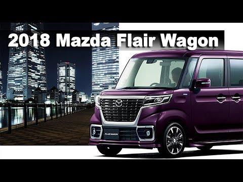 All-New 2018 Mazda Flair Wagon & Flair Wagon Custom Style Review