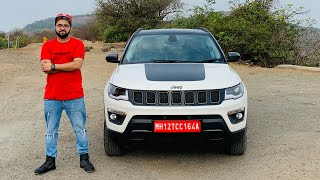 2019 Jeep Compass Diesel Automatic | Jeep Compass Trail Hawk | 4x4 Jeep Compass Test Drive | Jeep