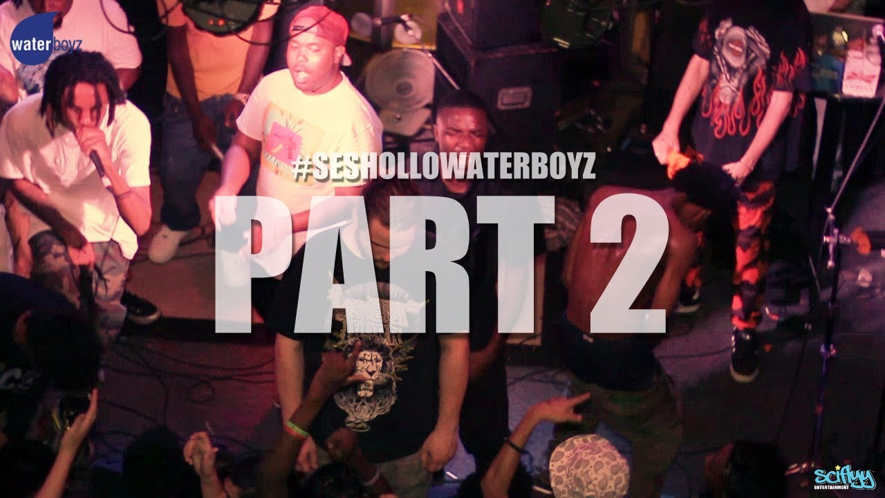 Download 2014 SESHOLLOWATERBOYZ TOUR | LIVE IN RALEIGH, NC (PART 2)