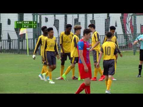 All Stars Cup 2017: Arsenal FC - FC Viktoria Plzeň - 3:0