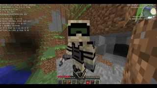 Minecraft 1 серия всё заново! Сокровища!!!!