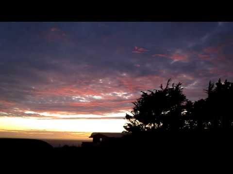 Quiet Anchor Bay sunset, Sonoma Coast, Northern California
