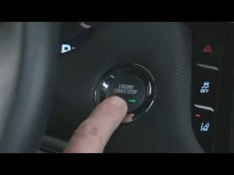 Cadillac Of Naperville >> Cadillac Keyless Access and Pushbutton Start - YouTube